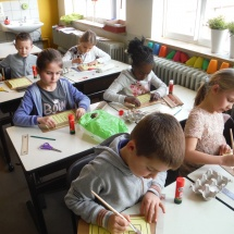 Knikkerdoolhof 2de leerjaar (1)