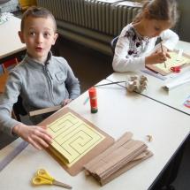 Knikkerdoolhof 2de leerjaar (2)