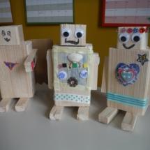 Robotjes maken (10)