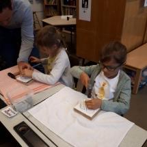Timmeren eerste leerjaar (10)