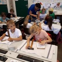 Timmeren eerste leerjaar (11)