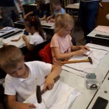 Timmeren eerste leerjaar (3)