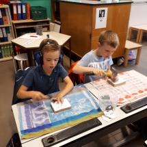 Timmeren eerste leerjaar (7)