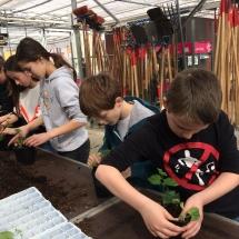 bezoek tuinbouwschool (1)